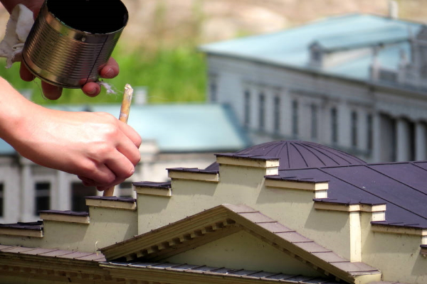 Will Using Rusty Metal Roof Coating Prolong My Roof S